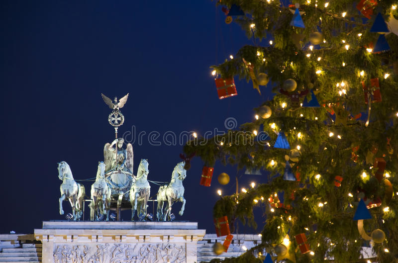 рождество berlin стоковые фотографии rf