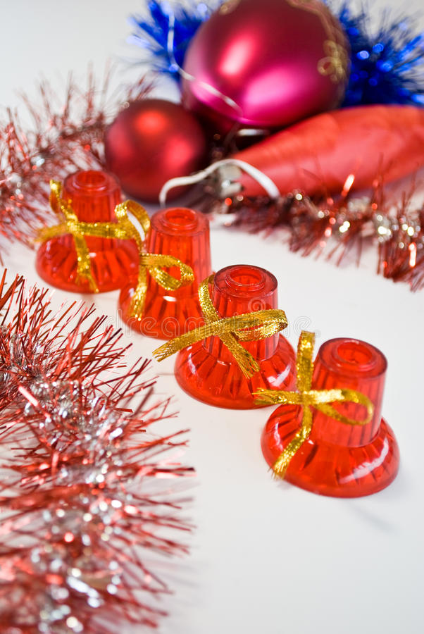 рождество bluebell стоковое фото
