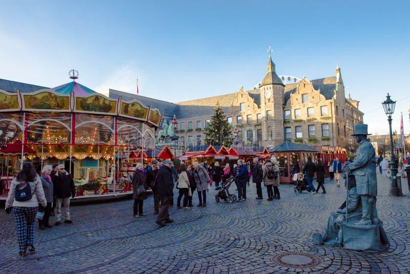 Рождественская ярмарка стоковое изображение rf