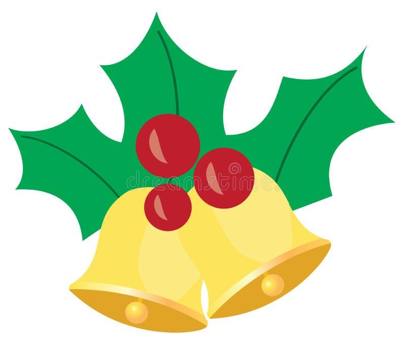 Download Рождество колоколы вектора иллюстрация вектора. иллюстрации насчитывающей орнаменты - 81814218