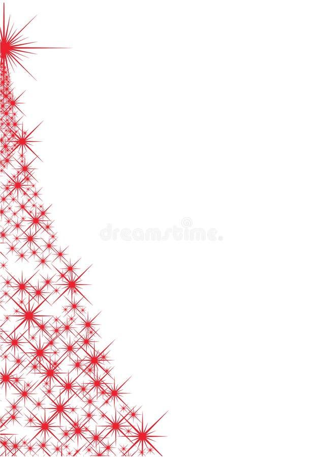 рождество моя версия вектора вала портфолио иллюстрация вектора