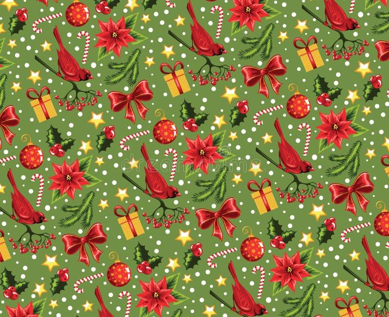 Рождество. иллюстрация вектора