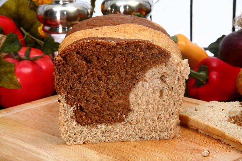 рож хлеба мраморная стоковые фотографии rf
