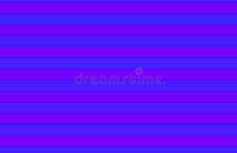 Розовая голубая фиолетовая зеленая Striped предпосылка иллюстрация вектора
