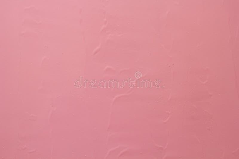 розовая затрапезная стена стоковые изображения