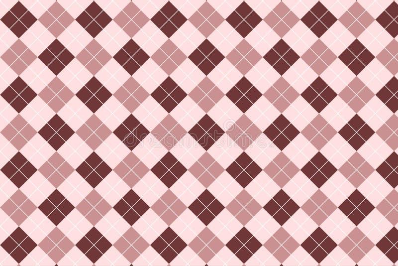 Розовая картина холстинки бесплатная иллюстрация