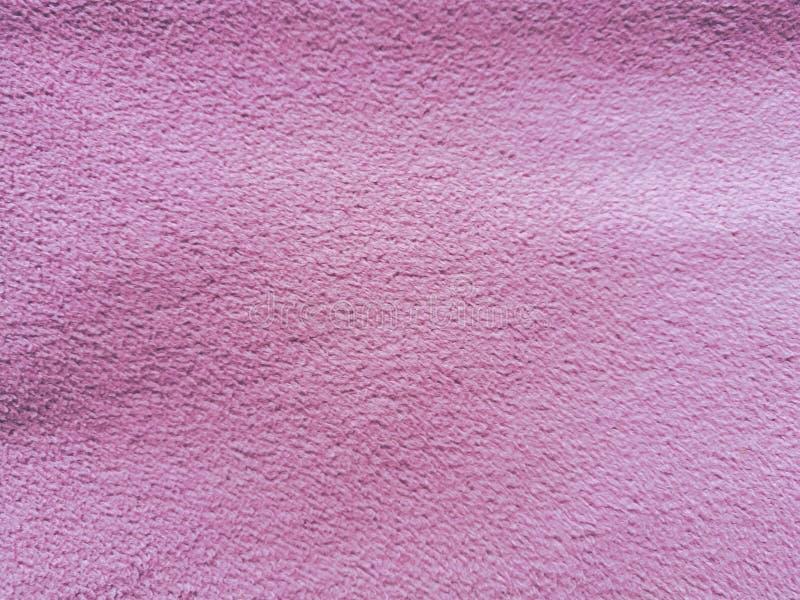 Розовая мягкая ткань ткани, меха, пера и шерстей текстурирует предпосылку, скомканную предпосылку ткани 3 все изменение предпосыл стоковые изображения rf