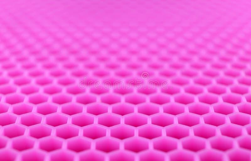 Розовая современная клетчатая предпосылка стоковые фото