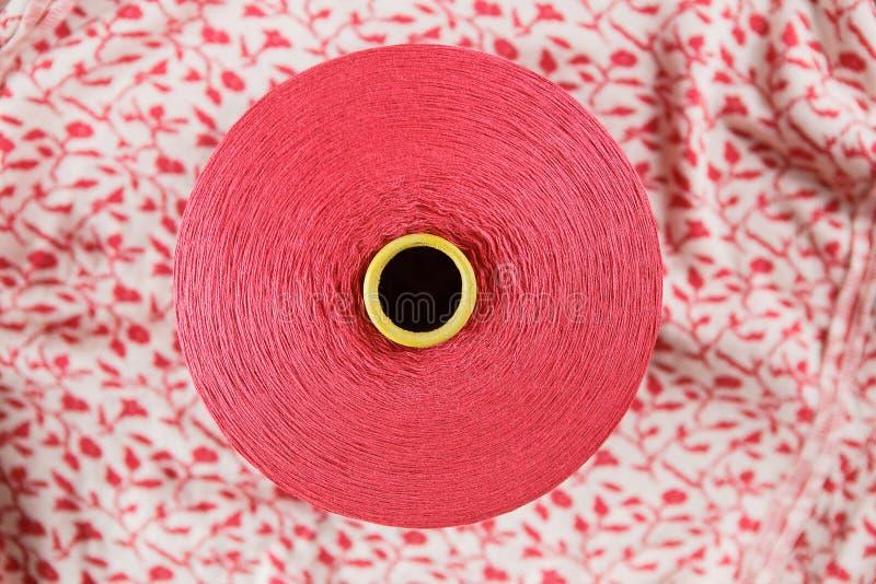Розовое пасмо цвета стоковое изображение