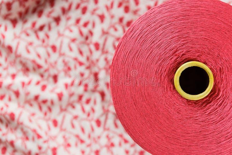 Розовое пасмо цвета стоковая фотография