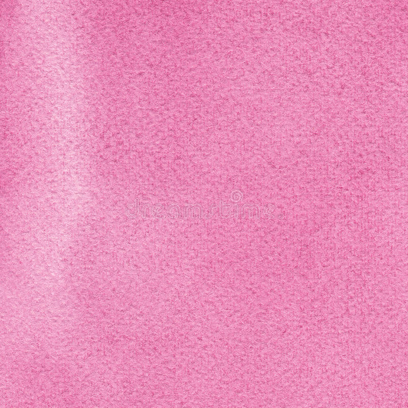 Розовые естественные handmade watercolours aquarelle красят картину текстуры, текстурированный крупный план макроса картины бумаг стоковое изображение rf