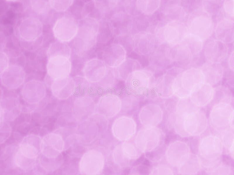 Розовые фиолетовые обои - предпосылка нерезкости - изображения запаса стоковые изображения