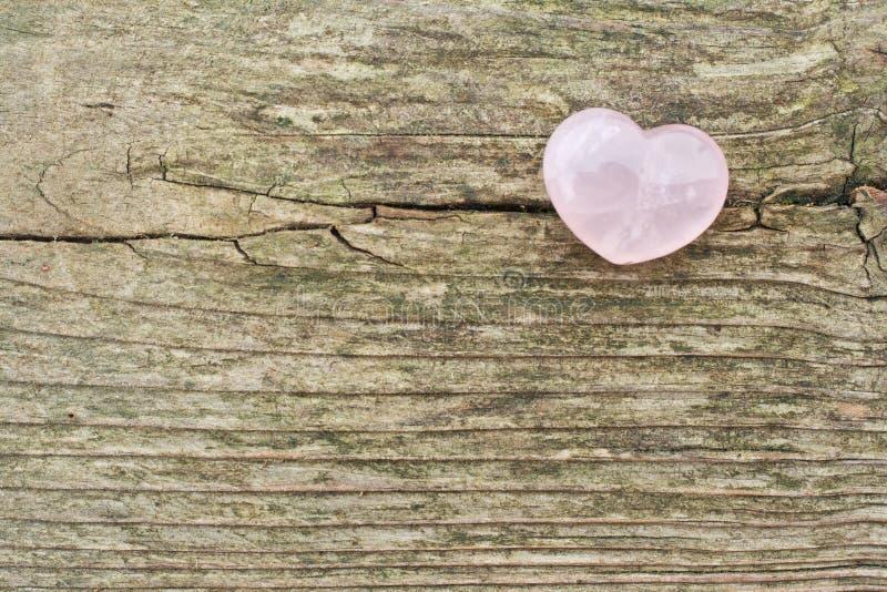 Розовый кварц стоковое изображение rf