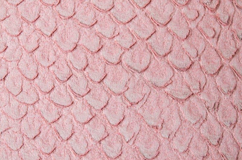 Розовый кожаный крупный план текстуры текстура веснушек предпосылки кожаная стоковые фото