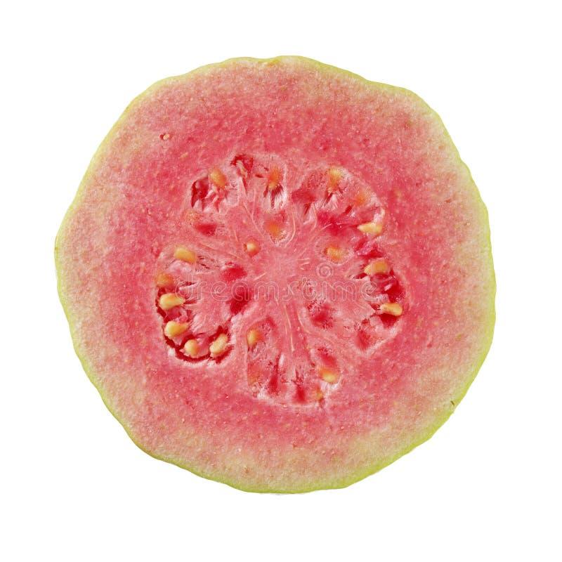 Розовый плодоовощ Guava стоковые фото