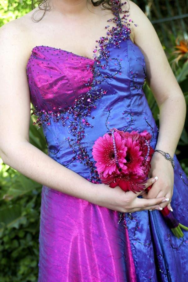розовый пурпур стоковая фотография rf