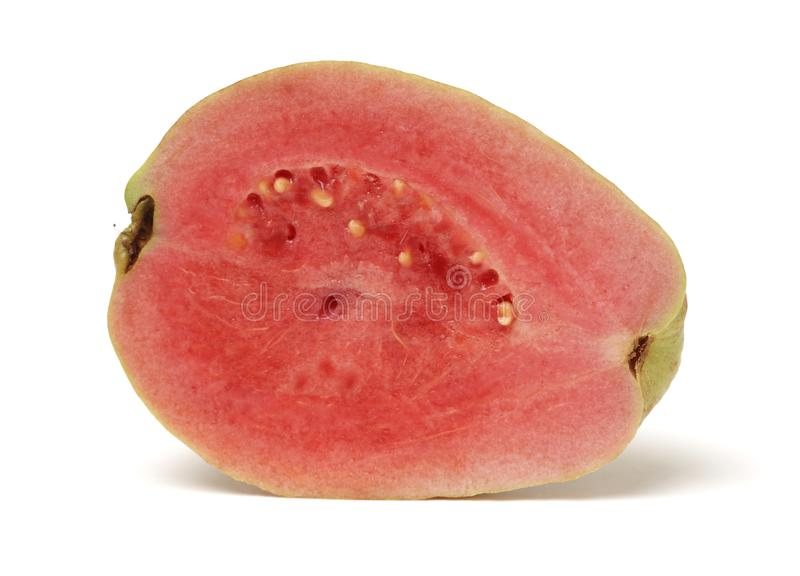 Розовый guava стоковые изображения