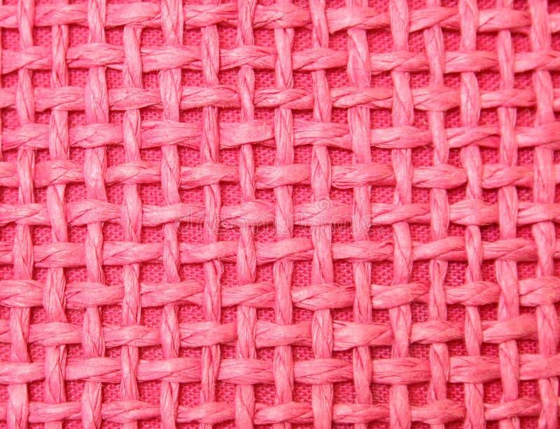 Download розовый weave стоковое фото. изображение насчитывающей картина - 88440