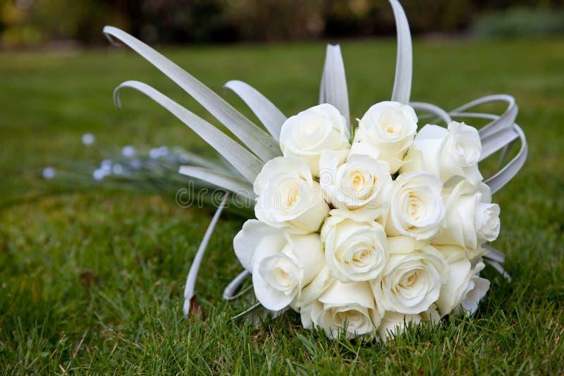 розы букета wedding белизна стоковое фото