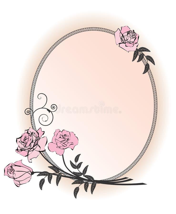розы пука иллюстрация вектора