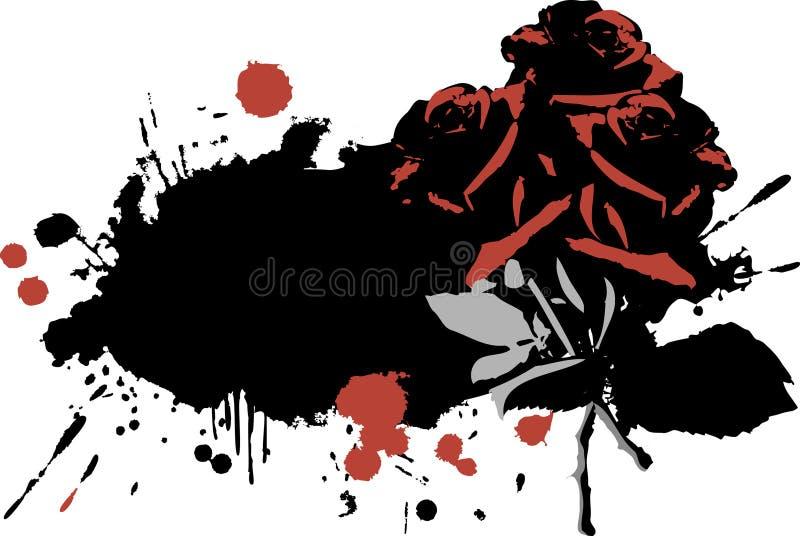 розы пука иллюстрация штока