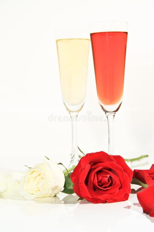 Розы Romance Стоковое Изображение RF