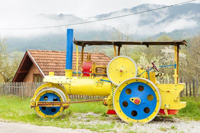 ролик пара, Mokra Gora, Сербия стоковая фотография rf