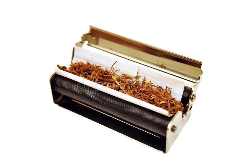 Ролик сигареты стоковые изображения rf
