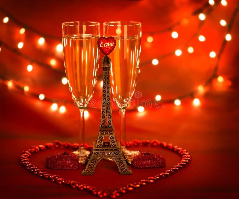 Романтичная дата стоковая фотография rf