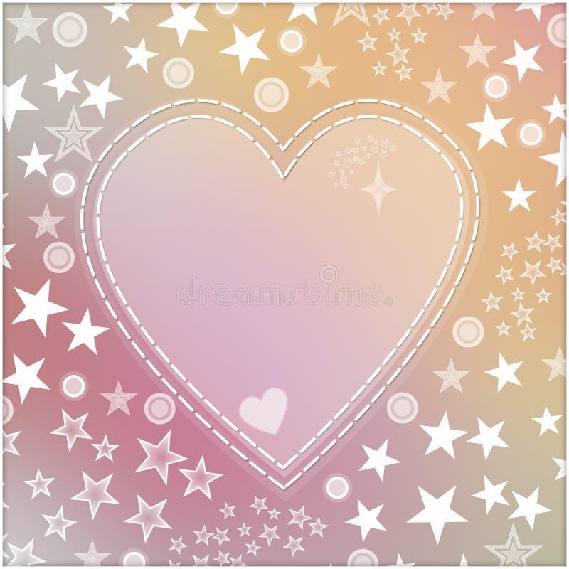 романтичное предпосылки красивейшее бесплатная иллюстрация