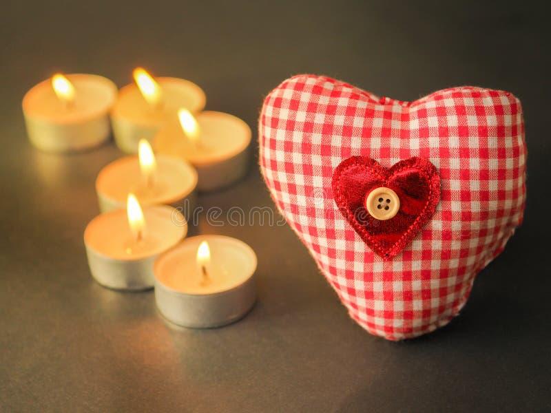 Романтичное сердце стоковая фотография