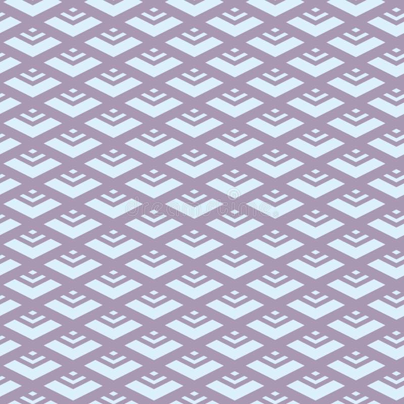 Ромбическая геометрическая картина бесплатная иллюстрация