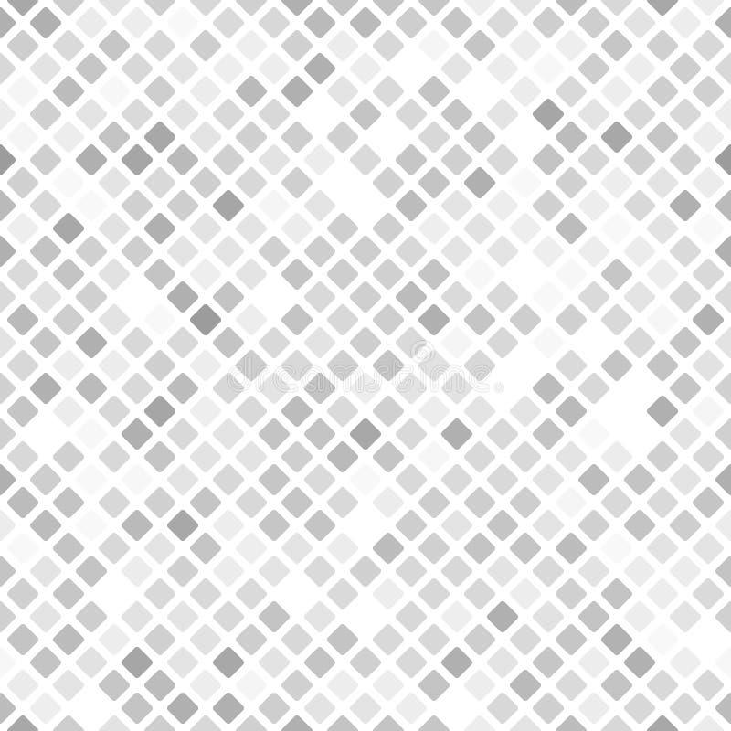 Ромбовидный узор 1866 основали вектор вала постепеновского изображения Чюарлес Даршин безшовный иллюстрация вектора