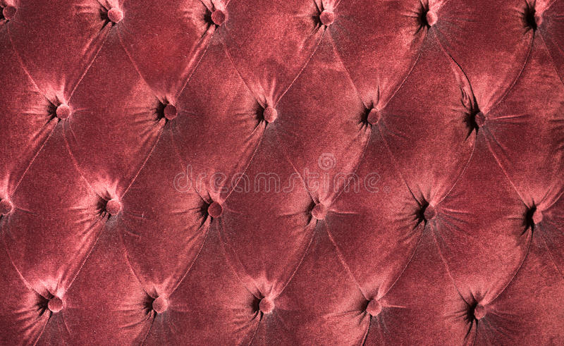 Роскошная красная предпосылка конца-вверх валика бархата стоковые фото