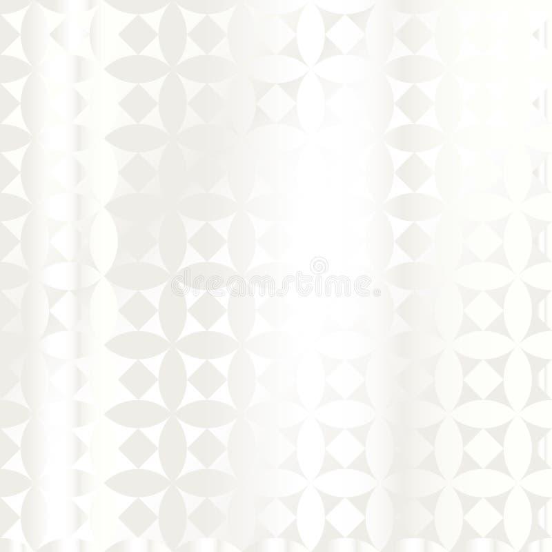 Роскошная металлическая предпосылка жемчуга покрасьте вектор возможных вариантов картины различный иллюстрация штока