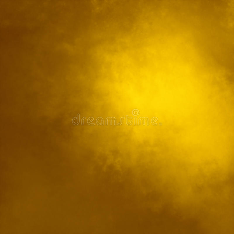 Роскошная предпосылка золота с текстурой и мягким ярким освещением стоковое фото