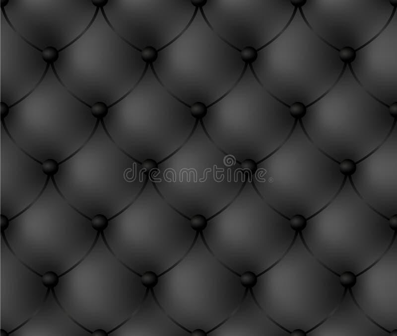 Роскошная черная предпосылка бесплатная иллюстрация