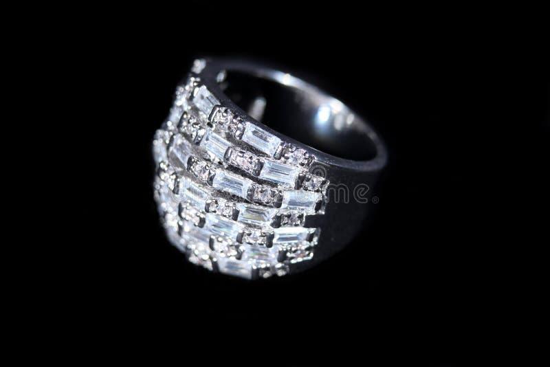 роскошное кольцо стоковые фото