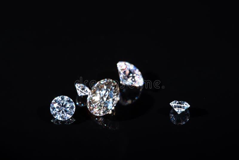 Роскошные диаманты стоковые фото