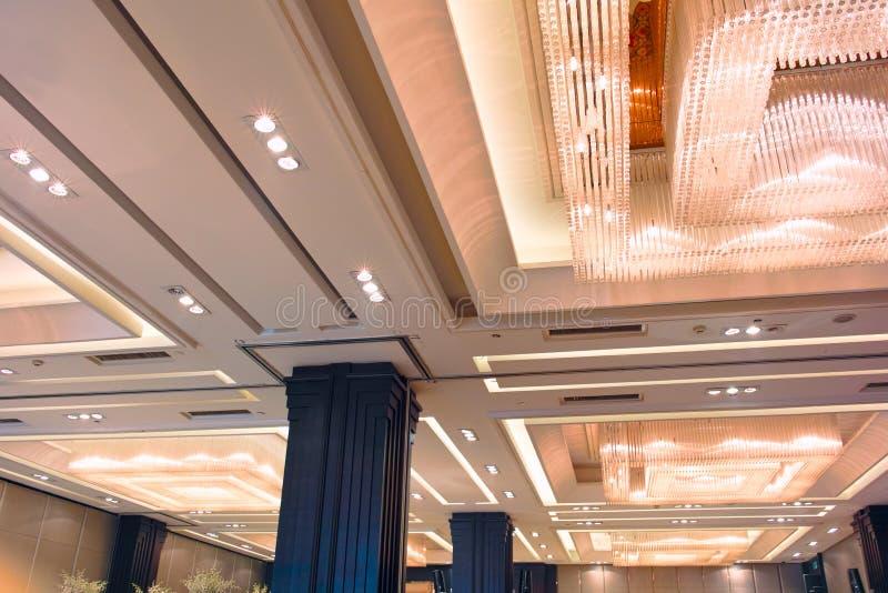 Роскошный потолок стоковые фотографии rf