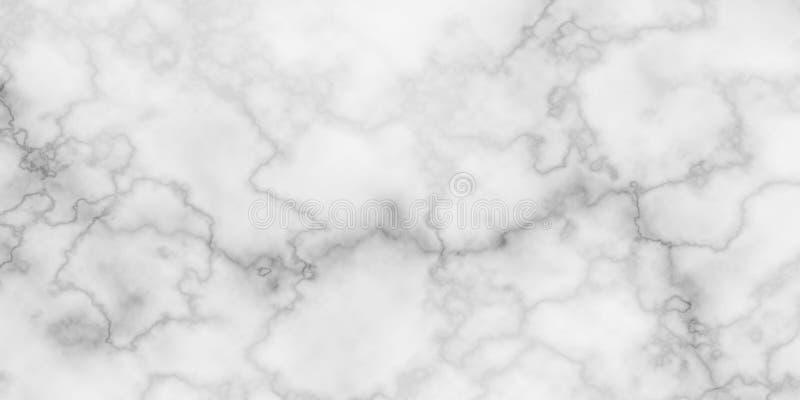 Роскошь белых мраморных текстуры и предпосылки для декоративного художественного произведения картины дизайна стоковая фотография