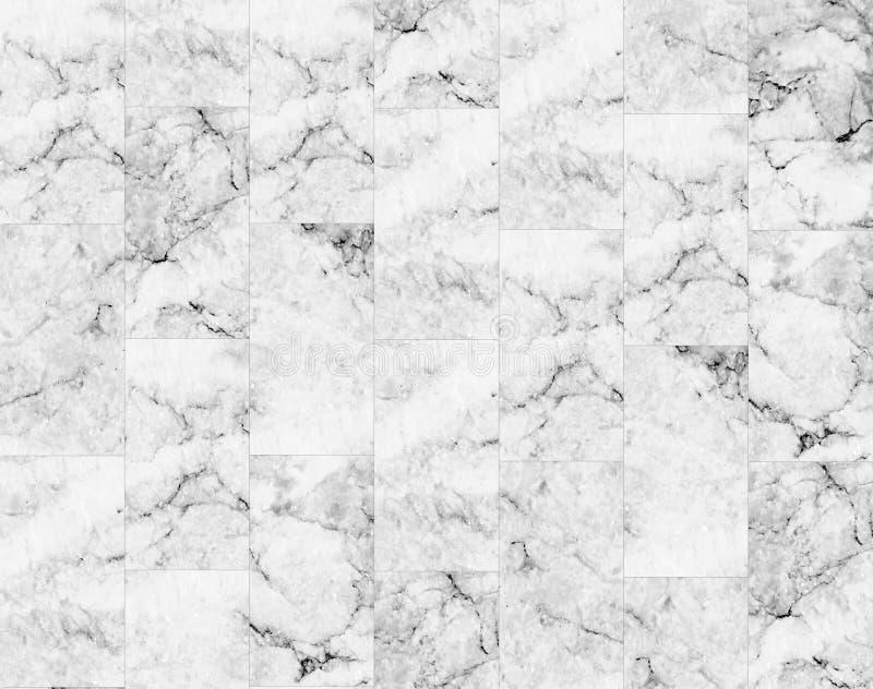 Роскошь белого мрамора кроет текстуру и предпосылку черепицей стоковое изображение