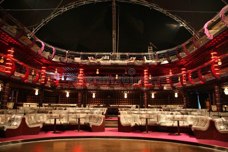 роскошь залы аудитории стоковая фотография rf