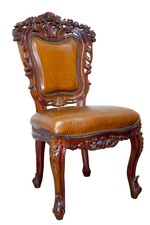 Download роскошь изолированная креслом кожаная Стоковое Фото - изображение насчитывающей одежда, closeup: 18387332