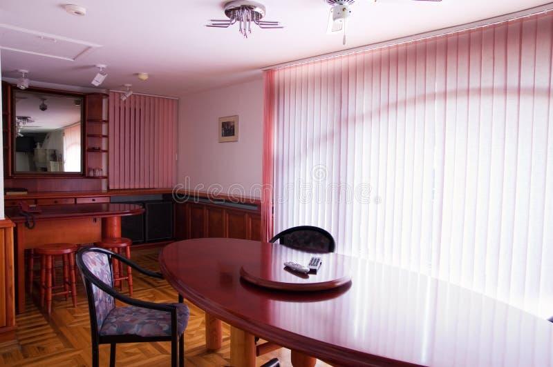 роскошь конференц-зала стоковое фото rf