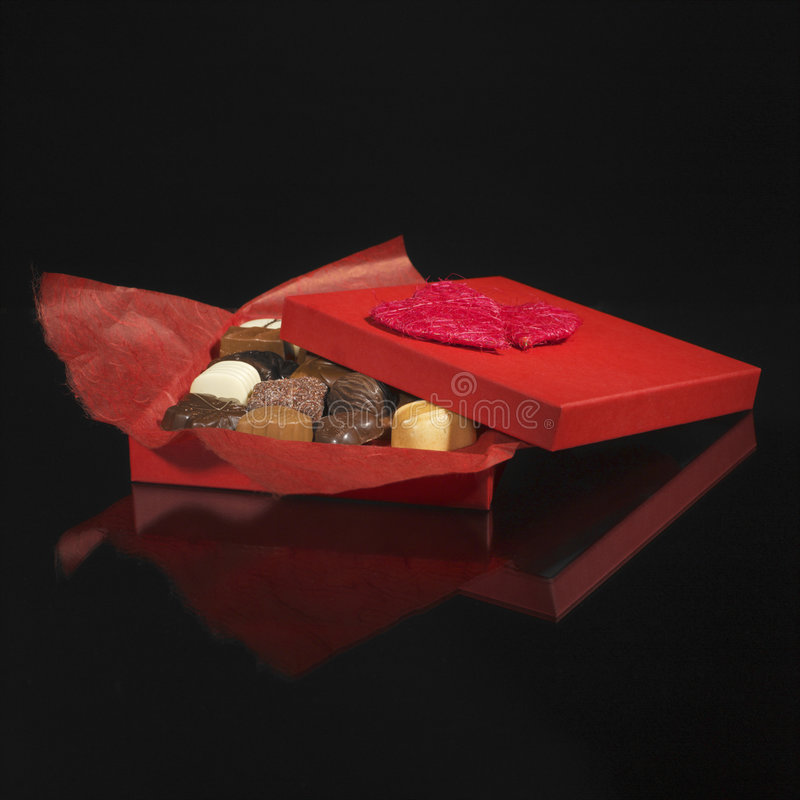 Download роскошь шоколадов симпатичная Стоковое Фото - изображение насчитывающей подарок, дайте: 483572
