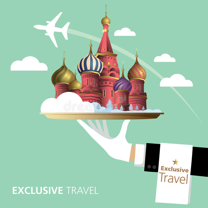 Россия, назначение бесплатная иллюстрация
