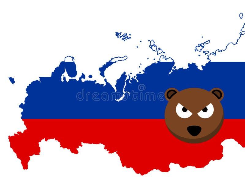 Россия иллюстрация штока