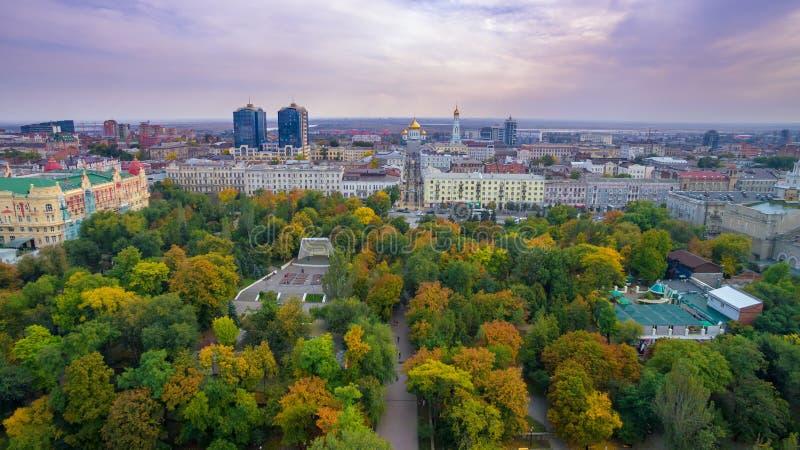 Россия Rostov On Don Парк Gorky стоковая фотография