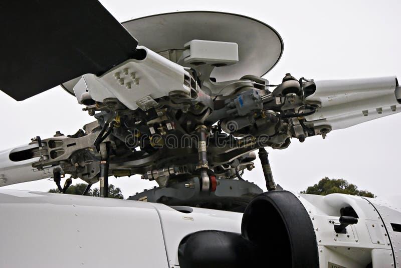 ротор эпицентра деятельности агрегата главный стоковая фотография